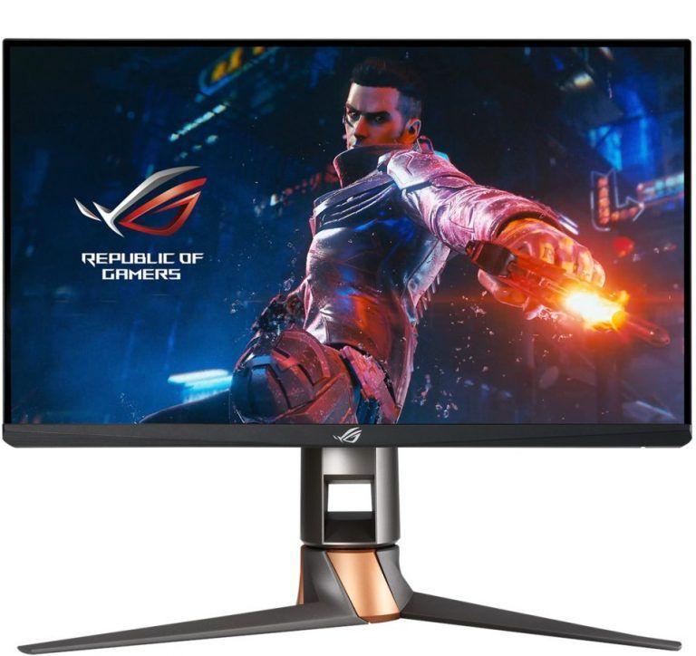 ASUS PG259QN är en gamingskärm framtagen för e-sport och passar perfekt för dig som tävlar eller spelar på höga nivåer inom dina spel. Med 360 Hz är bilden extremt följsam och mjuk i alla rörelser.
