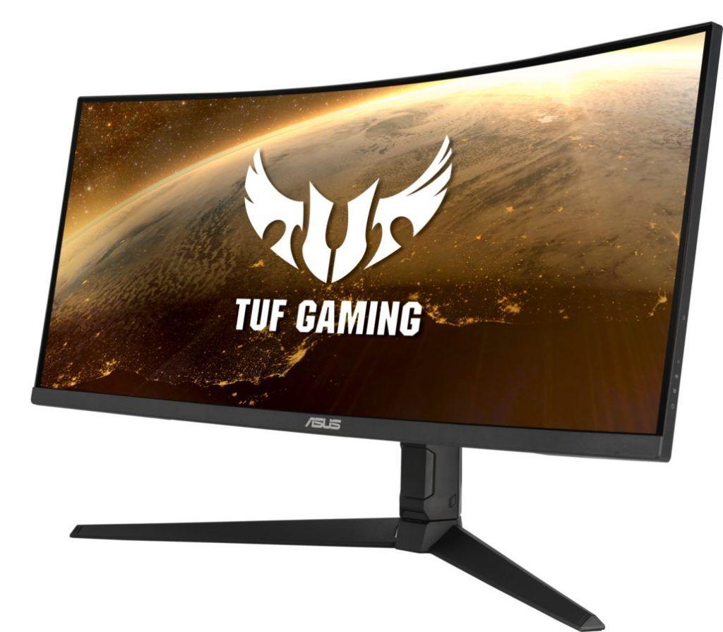 ASUS TUF Gaming VG34VQL1B är en ultrawide gamingskärm som låter dig slukas av spelandet. Vårt val av bästa gamingskärm med ultrawide 2021.