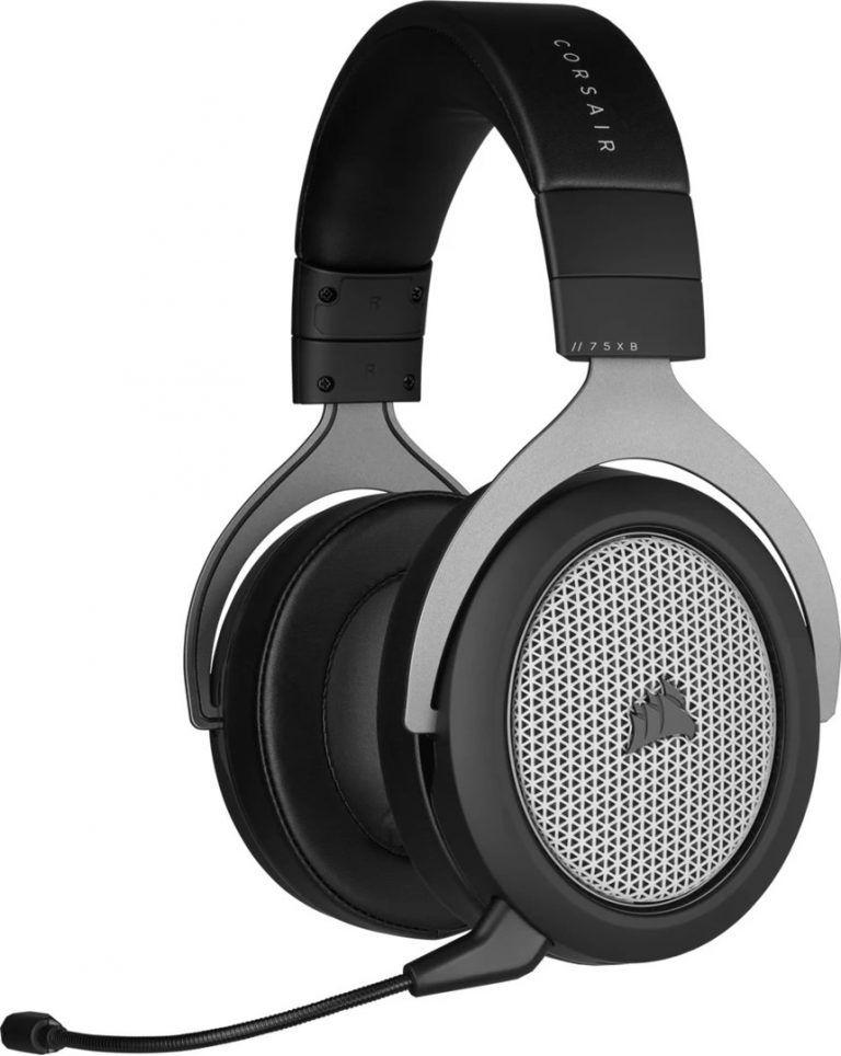 Gaminghörlurarna Corsair HS75 XB Wireless är speciellt framtagna för Xbox, med matchande design och smidig anlutning direkt till konsolen. Välbyggda med strålande ljud och bra mikrofon. Vårt val av bästa gamingheadset för Xbox 2021.