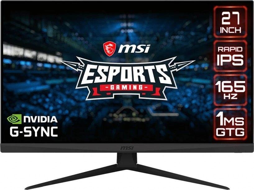 Den bästa gamingskärmen med QHD-upplösningen 2021 är MSI Optix G273QF. En skärm som är perfekt att spela på med en IPS-panel som ger fina färger.