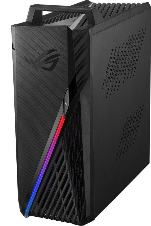 ASUS ROG Strix GA15 är vårt val av bästa billiga gamingdator 2021. Ett perfekt val för nybörjare och barn som söker en prisvärd dator att börja spela på. Snygg design med LED-lampor i fronten.