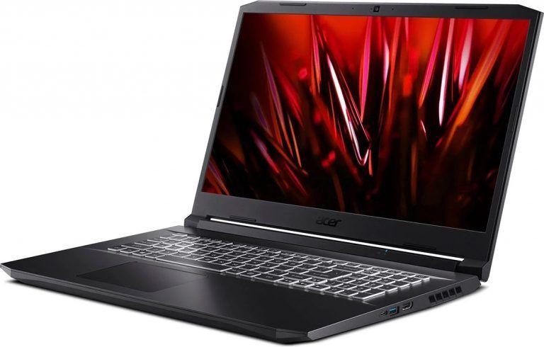 Acer Nitro 5 är vinnare i vårt bäst i test av gaming laptops 2021 i mellanklassen.
