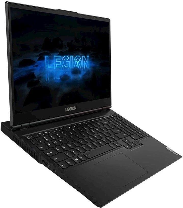 Lenovo Legion 5 15ARH05H är bäst i test av budget gaming laptops 2021.