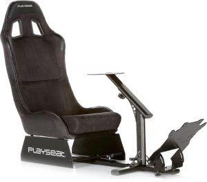 Playseat Evolution är en racingstol för de som älskar bilspel. En bekväm gamingstol som är kompatibel med alla plattformer och majoriten av gamingrattar på marknaden. Bästa gamingstol för racing 2021 enligt oss.