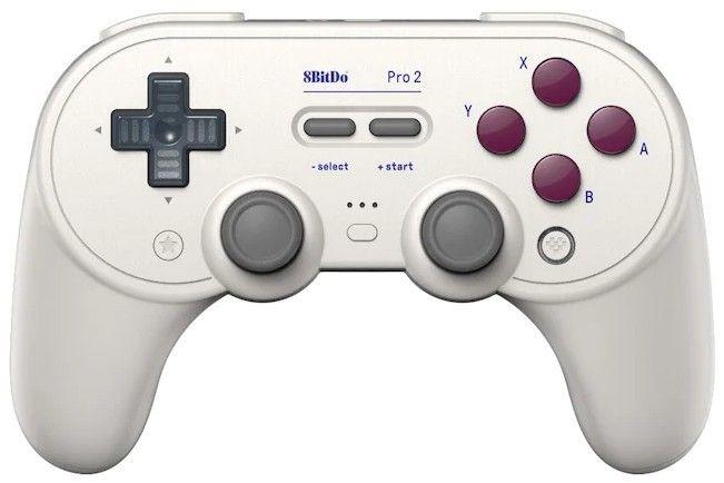 8Bitdo Pro 2 Gamepad är en snygg spelkontroll till PC och Nintendo Switch med en inspiration av retro på designen. En av de bästa kontrollerna för PC och Switch 2021.