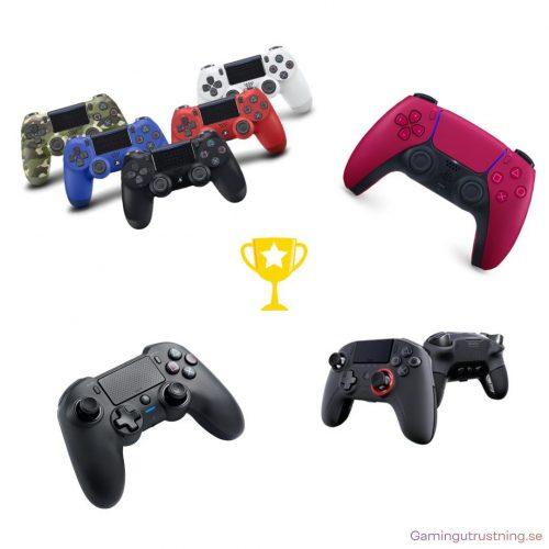 Bästa handkontroll för PlayStation (PS5/PS4) 2021