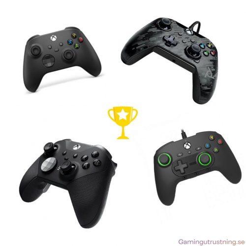 Bästa handkontroll för Xbox Series X|S & Xbox One 2021
