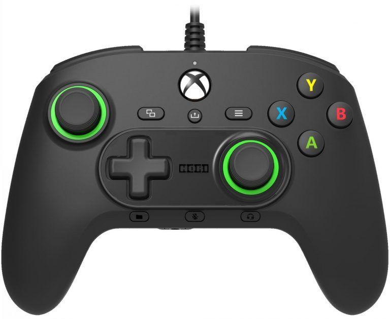 Hori Horipad Pro Controller är bäst i test bland kabelbundna handkontroller till Xbox 2021. Den är välbyggd och full med användbara funktioner för gaming.
