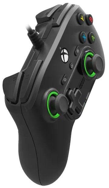 Sidobild på Hori Horipad Pro Controller, bäst i test av Xbox-kontroller med kabel/sladd 2021.