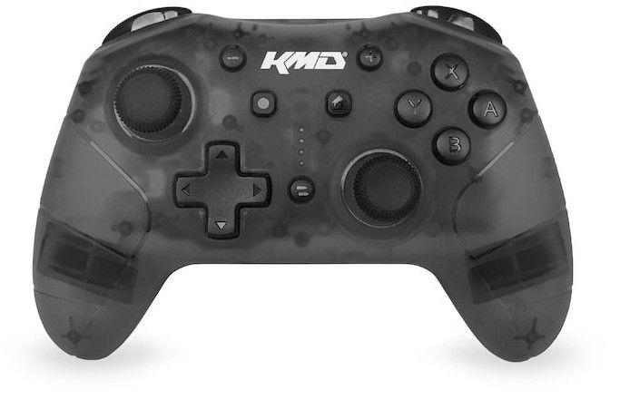 KMD Wireless Pro Controller Switch är en billig och mycket prisvärd handkontroll för Nintendo Switch. Bäst i test bland billiga handkontroller 2021.