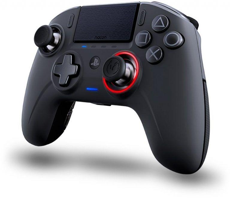 För den seriösa gamern som vill ha det bästa är Nacon Revolution Pro Controller Unlimited ett perfekt val. Full med anpassningsmöjligheter med mappning och justeringar av olika inställningar. Bäst i test av premiumkontroller för PC och PS4, PS5.