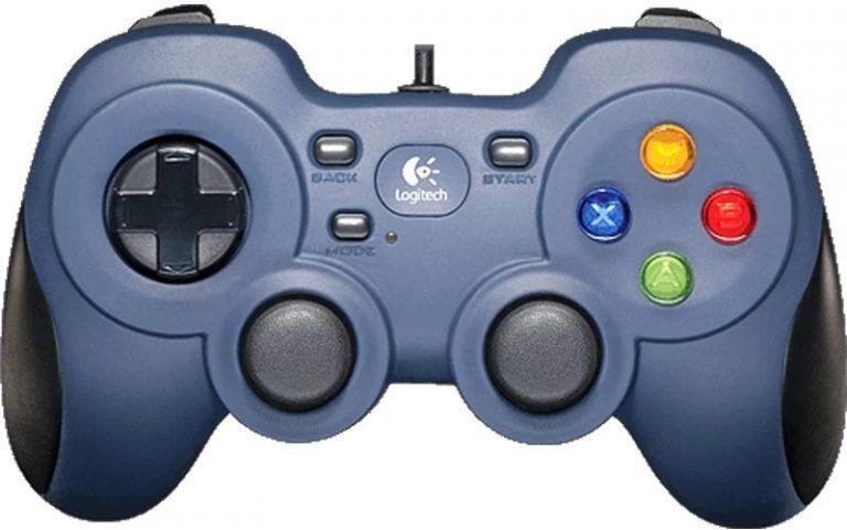 Den billiga och prisvärda handkontroller Logitech F310 är ett utmärkt val vid PC-gaming. Bäst i test i budgetklassen.