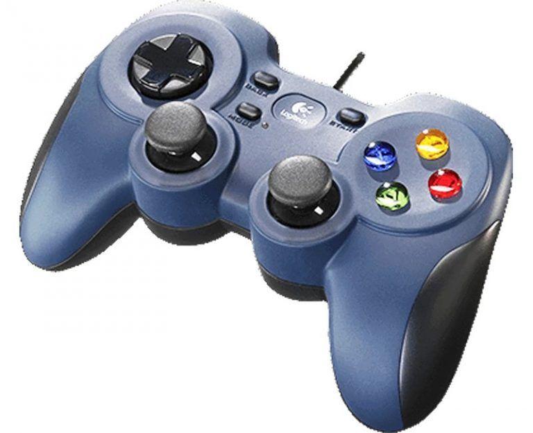 Logitech F310 är en billig och enkel handkontroll för PC som trots sitt låga pris är en kompetent handkontroll som passar till massor av olika spel.