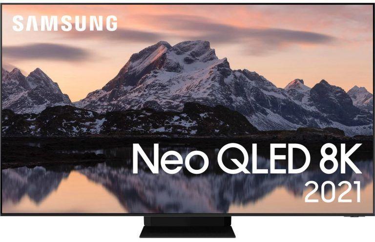 Samsung QN800A Neo QLED 8K Smart TV är vårt val av bästa premium gaming-TV 2021. Framtidssäkrad tack vare 8K och kommer med många trevliga funktioner för gaming. En TV av toppklass.
