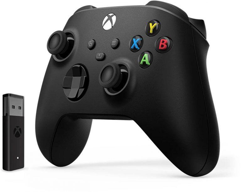 Xbox Wireless Controller Gen 9 är en trådlös kontroll som kan användas till både PC och Xbox. Vårt val av bästa handkontroll för PC 2021. En bekväm och skön dosa som utvecklats mycket sedan Xbox 360.