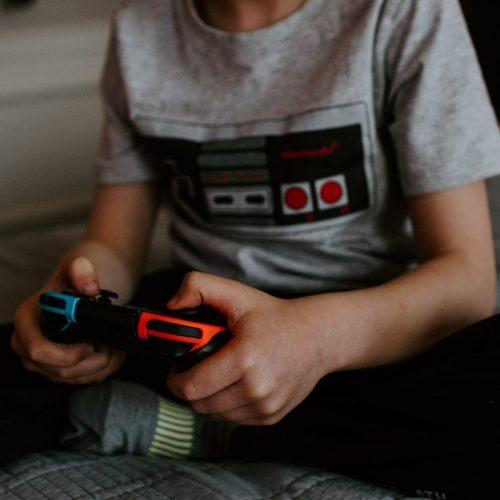 Bästa spelkonsol för barn 2021