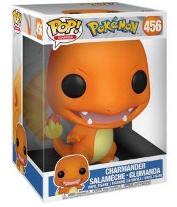 Funko POP! Charmander från Pokemon är en trevlig klapp att få på julafton för den gamingintresserade.