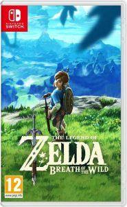 Nintendo Switch Legend of Zelda Breath of the Wild är ett spel som är härligt och spännande att spela. Utmärkt gåva att ge bort under julen.