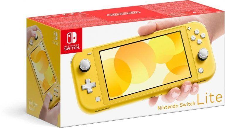 Nintendo Switch Lite är den optimala spelkonsolen att ge bort i julklapp till någon som älskar gaming. Smidig att ta med sig och lätt att använda.
