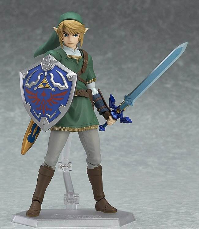 The Legend of Zelda Twilight Princess - Figma Link DX Edition är en snygg samlarpryl.