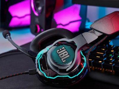 JBL Quantum One är ett par förstklassiga gaming hörlurar med ett snyggt utseende, bra mikrofon och fantastiskt ljud. Vårt val av bästa gaming headset med kabel 2021.