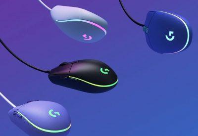 Logitech G203 Lightsync är de bästa billiga gamingmusen 2021. Prisvärd, snygg och med bra prestanda.